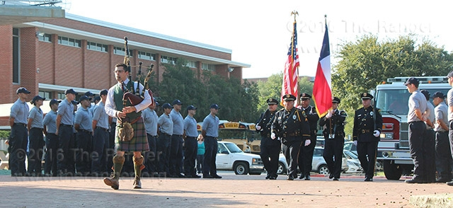 9/11 15th anniversary rememberance ceremony