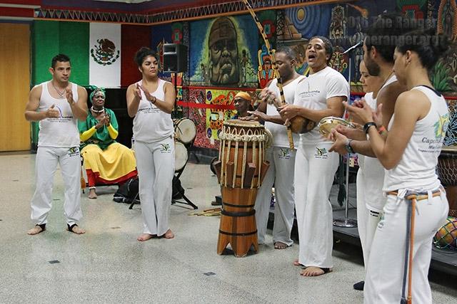 African Dance, Feb. 25, 2016
