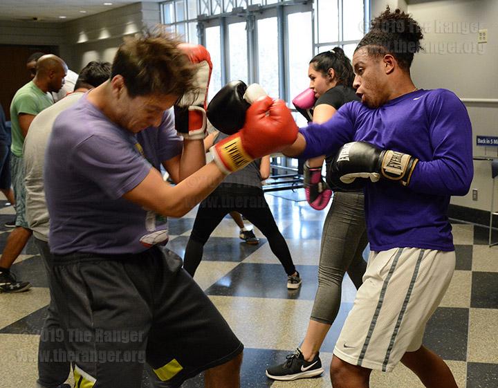 Boxing Practice: Feb. 25, 2019