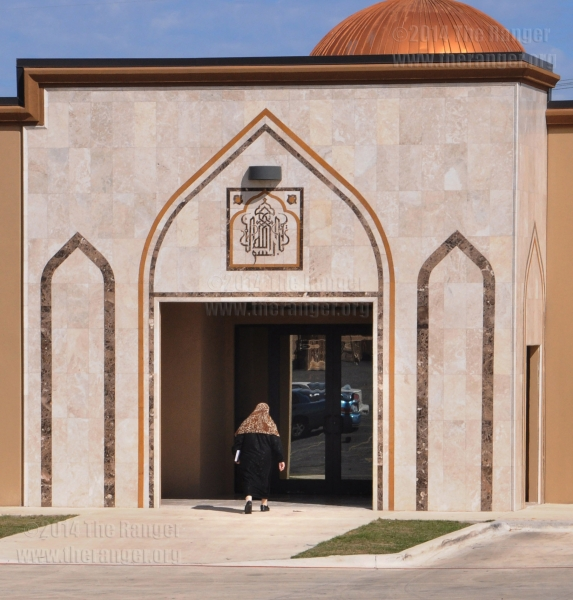 Catholic student converts to Islam