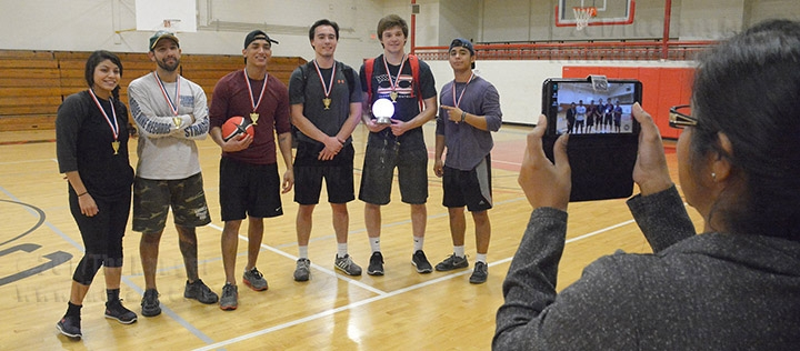 Dodgeball tournament: Oct. 12, 2017.