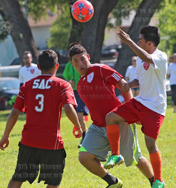 Intramural Soccer - April 30, 2015