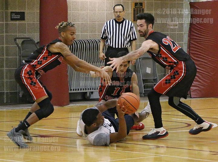 Men's Basketball Game: Feb. 21