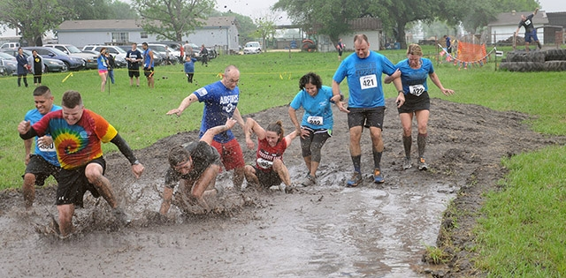 Muddy Mayhem - April 11, 2015