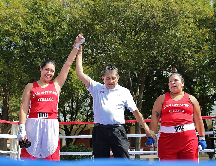 Olympic-Style Boxing: Oct. 11, 2017
