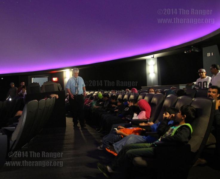 Planetarium - Nov. 21, 2014
