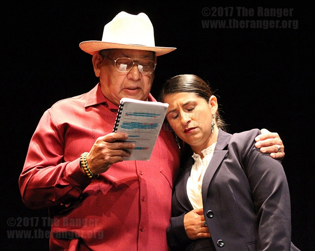 "Scenes from ""Adelita"": Sept. 28, 2017"