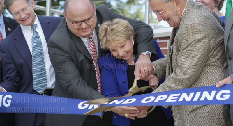 Scobee grand opening - Oct. 31, 2014