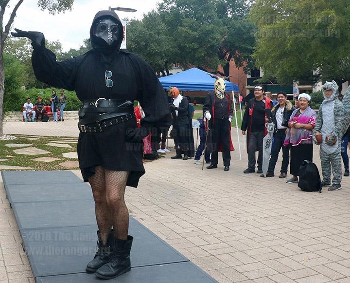Screamfest: Oct. 31, 2018