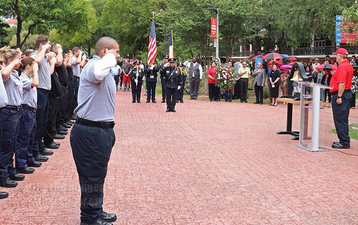 Sept. 11 memorial ceremony