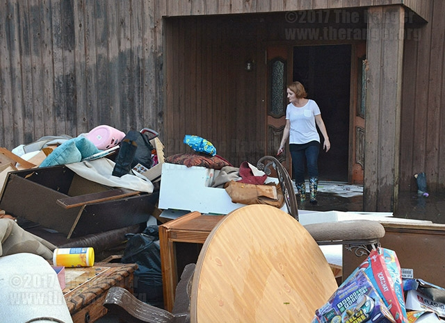 The San Antonio Texas Marines Hurricane Harvey Relief: Sept. 1- Sept. 2, 2017