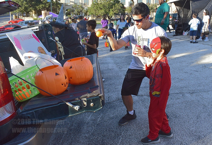 Trunk-or-Treat: Oct.26, 2018