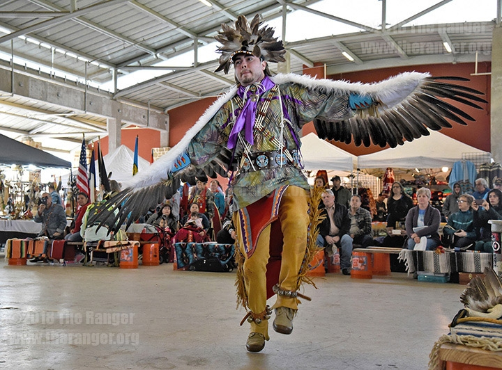 United San Antonio Pow Wow: Feb. 17