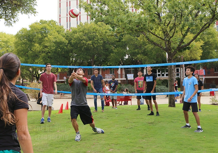 Volleyball bash: Sept. 5, 2018