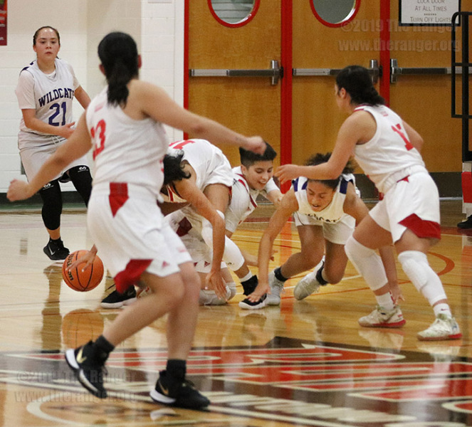 Women's basketball game - Nov. 20, 2019