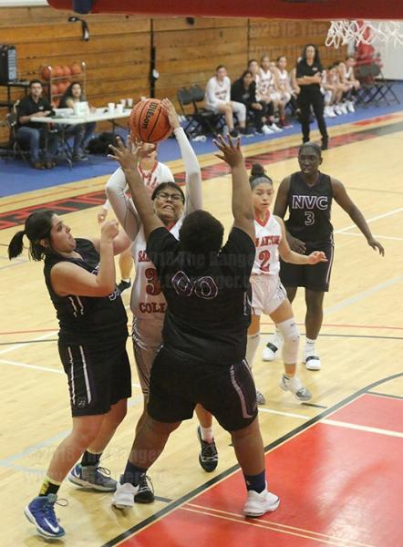 Women's Basketball Game: Oct. 31, 2018