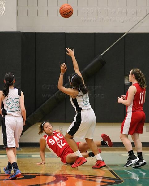 Women's Basketball Nov. 2, 2016