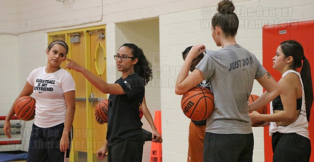 Women's Basketball Tryouts: Aug. 31, 2017