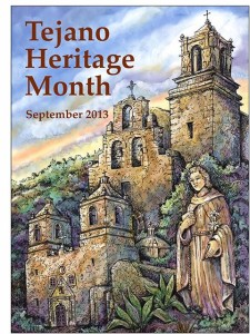 Tejano Heritage Month