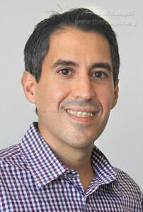 Richard Farias, director of student activities.