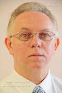 Humanities Chair Charles Hinkley