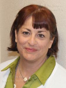 Political science Professor Christy Woodward-Kaupert