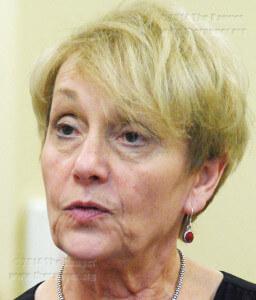 Northwest Vista President Jacqueline Claunch