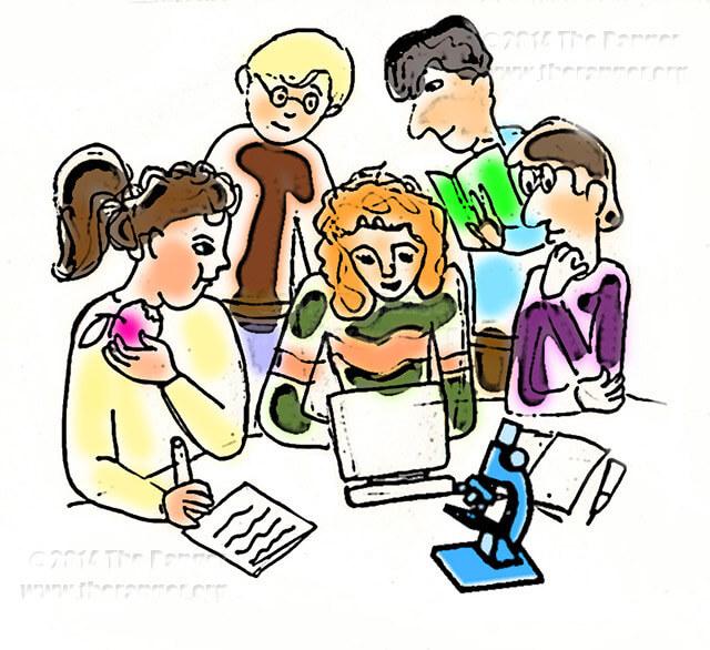 Study starting a study group 101 illustration by alexandra nelipa sciox Gallery