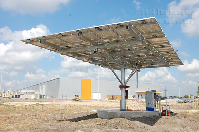 Mission Solar Energy Opens At Brooks City Base