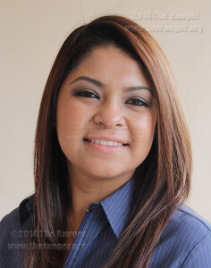 Communications sophomore Lucia Espino