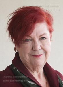 Ann Hardee, radio talk show host for NIght Moves  on KSYM radio