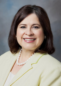 Sen. Leticia Van de Putte  Courtesy