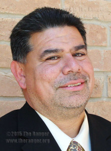 District 4 trustee Albert Herrera