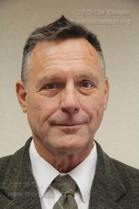 Political Science adjunct Michael Berrier