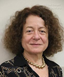 Senior multimedia specialist Isabelle Burke