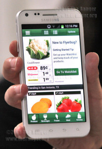 Flyerbug is a new social platform to help people save money by comparing prices.