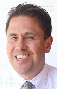 Steve Gonzales, District 8 trustee candidate