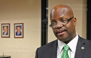 Former NLC President Craig Follins  File