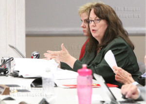 Vice Chancellor Diane Snyder recommends renewal with First Southwest Asset Management Inc.  Daniel Arguelles