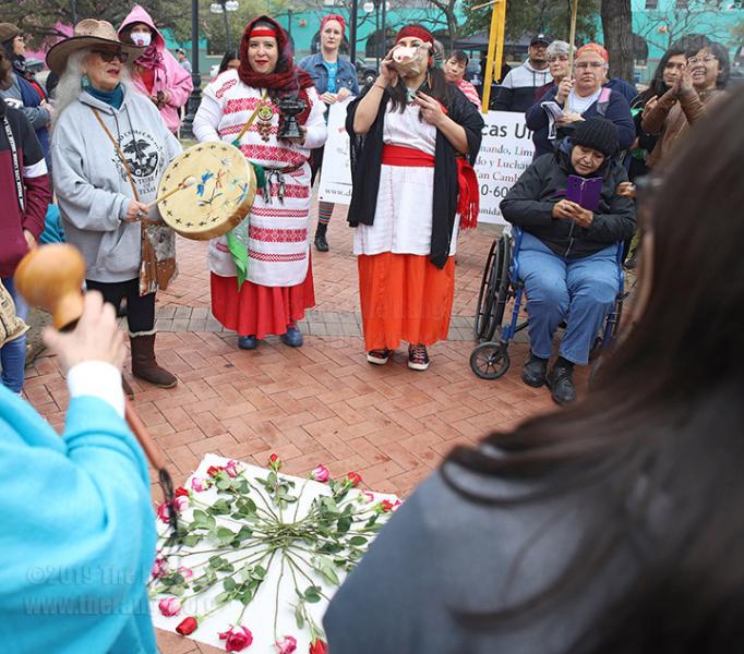 29th annual San Antonio International Women's Day March, March 2, 2019