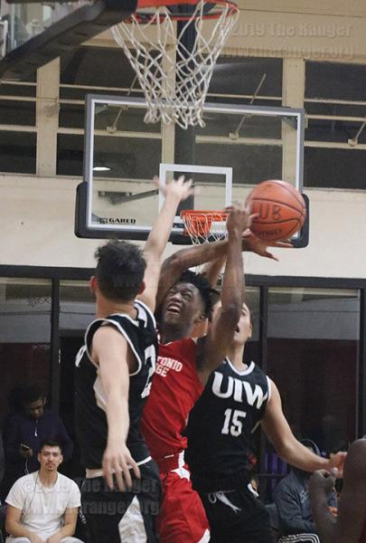 Men's basketball - Oct. 16, 2019