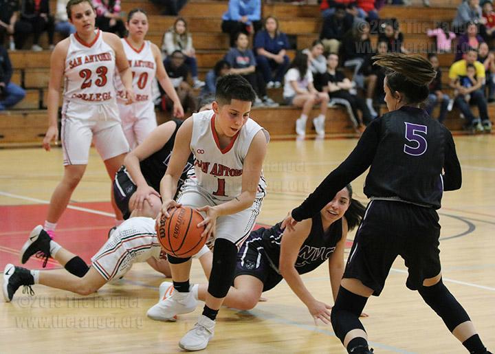 Women's Basketball April 3, 2019