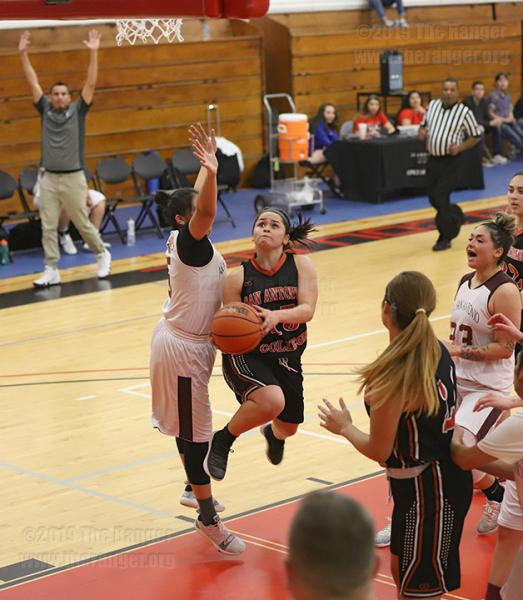 Women's Basketball Game: Feb. 27, 2019