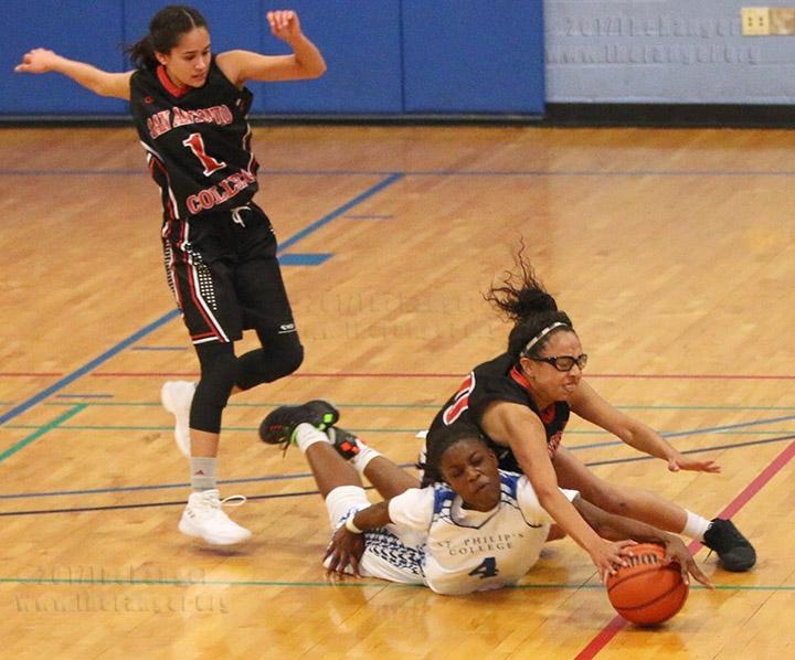 Women's Basketball Game: Oct. 23, 2017.