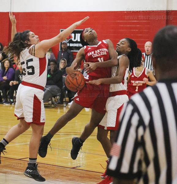 Women's Basketball - Oct. 30, 2019
