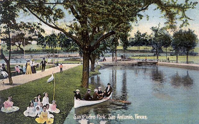 San Pedro Springs sets stage for San Antonio